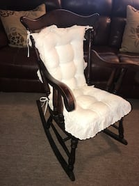 Antique style rocking chair
