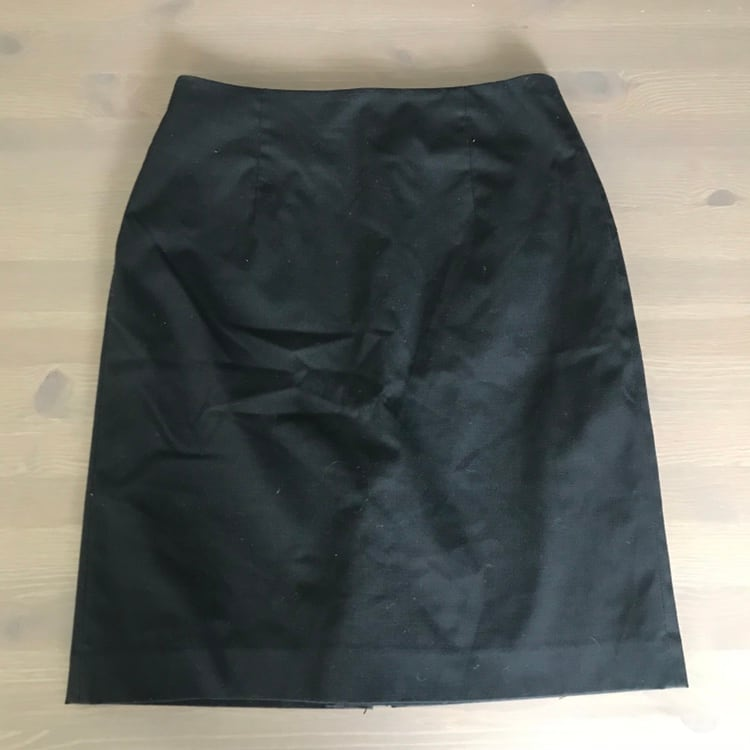 Banana Republic Black Pencil Skirt, 2