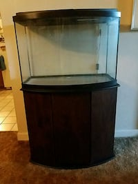 36 gallon bow front aquarium/ fish tank Portsmouth, 23704