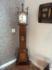 Antique/vintage Warmink Dutch Grandmother Clock Fort McMurray, T9K 0B8