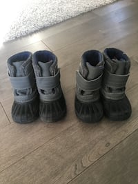 Toddler Size 7 Boots  St. Thomas, N5R 0E7
