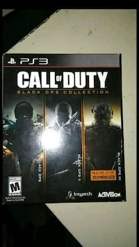 Call of Duty Black Ops PS3 game case Las Vegas, 89122