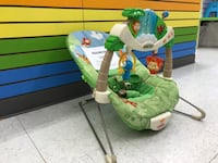 (96) Fisher-Price Bouncer – ONLY $20 Etobicoke