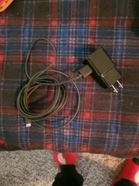 Samsung fast charger + 10ft charger cord