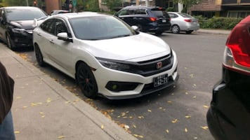 2018 Honda Civic Touring CVT PZEV