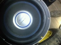 Gothic 12 in speAker 2500 watts Winchester, 40391