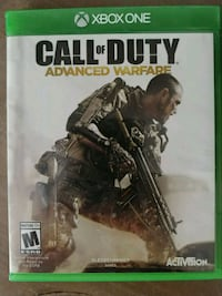COD advanced warfare xbox one Methuen, 01844