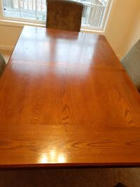 Formal Dining Table Set w/ Chairs