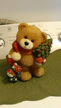 Resin Christmas Bear in Oildale Bakersfield, 93308