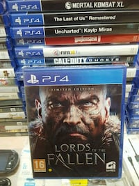 Lords Of The Fallen Ps4 8410 km