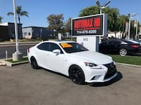 Lexus IS 350 2014 Santa Ana