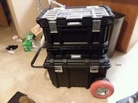 Upgraded open box 26 in. Connect Rolling Tool Box