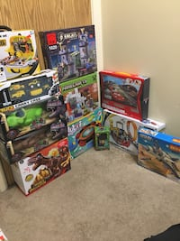 Toys for sale (brand new) Calgary, T1Y