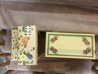 Folk Art Box and Step New Tecumseth, L0G