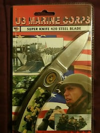 us marine corps super knife 420 steel blade Apache Junction, 85120