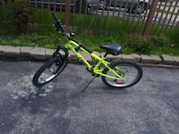 black and green BMX bike Toronto, M1B 2E7