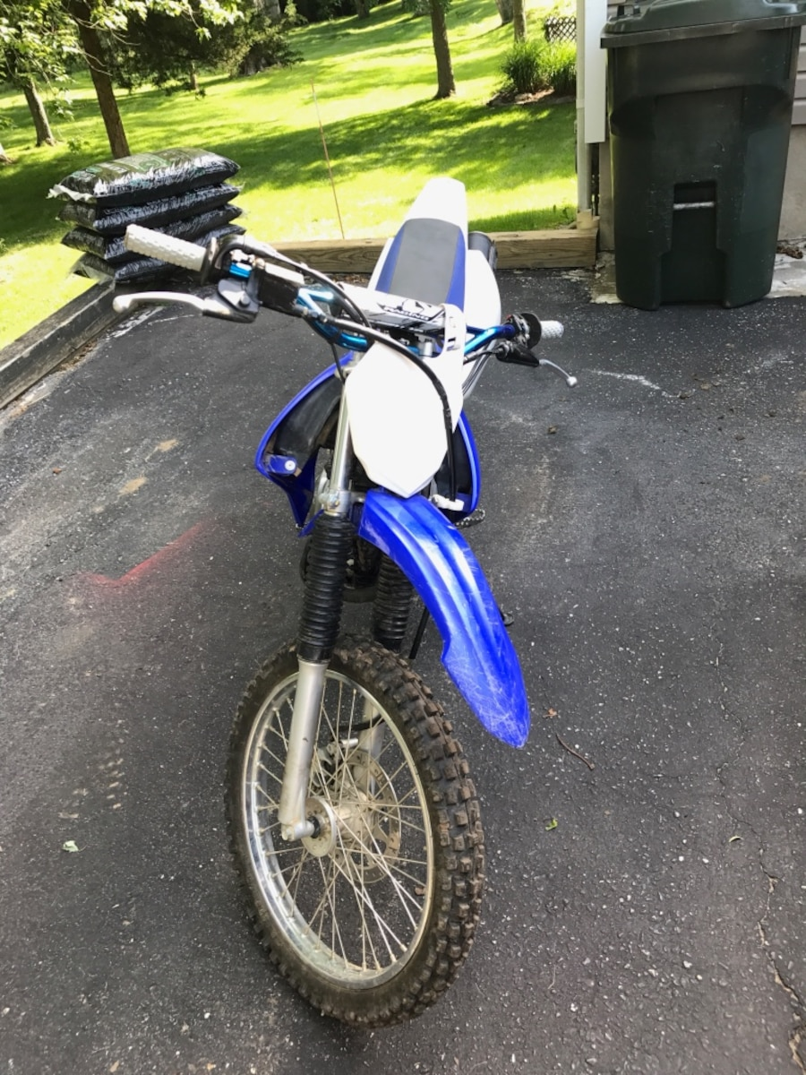 2014 Yamaha TTR125. Title available. Used for off road only   Reasonable offers ONLY.   CASH ONLY. PICK UP ONLY - NJ