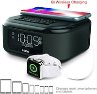 iHome wireless charger alarm clock Scarborough, M1R
