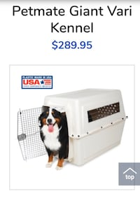 PETMATE Giant Crate/Kennel