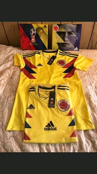 WORLD CUP COLOMBIAN JERSEY Queens, 11373