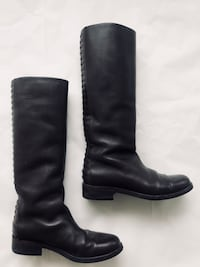 Sante Borella Leather Knee Height Boots US 9 Toronto, M4Y