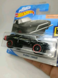 Fast & Furious Dom's 1970 Dodge Charger RT  Hotwheels