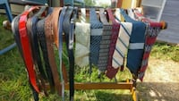 Ties and belts Houston, 77055