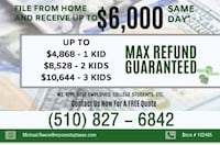 ***FREE TAX QUOTE***file from home