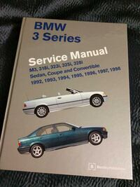 Bmw Repair Manual 3 series South San Francisco, 94080