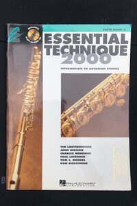 Flute music -essential technique 2000 Toronto