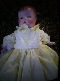 Antique doll Vancouver, 98660