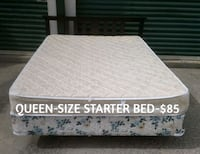 QUEEN-SIZE STARTER BED  Fayetteville, 28303