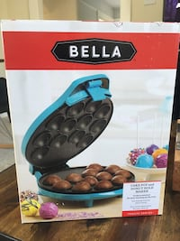 Bella Cake Pop and Donut Hike Maker