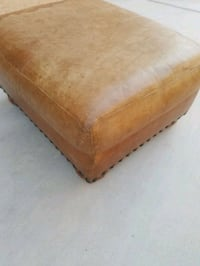 brown wooden framed brown ottoman Indio, 92201