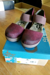 OTBT migrant mary jane shoe size 6 Springfield, 22153