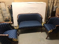3-Piece Setee and Chairs Metairie, 70005