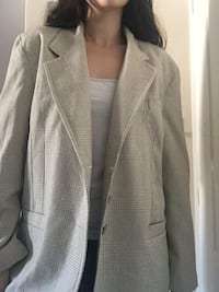 Women's grey jacket Xanthi, 67100
