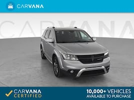 2015 Dodge Journey suv Crossroad Sport Utility 4D Gray
