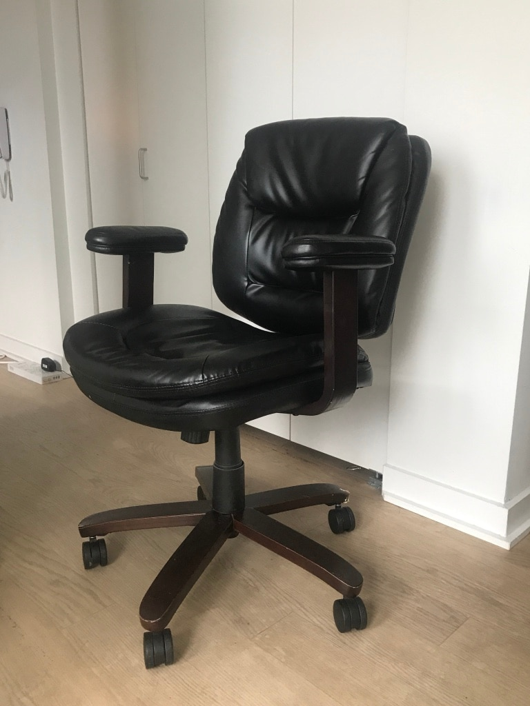 used leather office chair for sale in new york letgo rh us letgo com