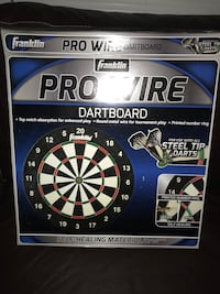 FRANKLIN PRO WIRE DARTBOARD NEW Deerfield Beach, 33441