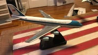 Air Force One Model plane  Charlotte, 28203