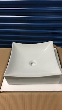 Vessel Sink - In box never used Reston, 20191