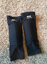 Pair of black Mcdavid shin guards Las Vegas, 89138