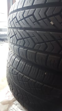 Tires (3) 225/65/16