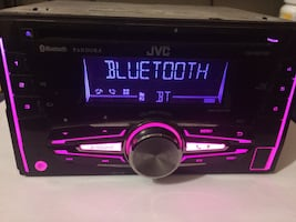 Double Din CD mp3 Player USB