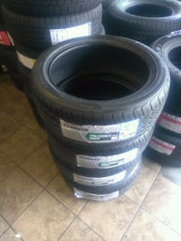 Set Far Road 205/50/17 new tires  Buena Park, 90620
