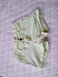Short fille jaune fluo Cysoing, 59830