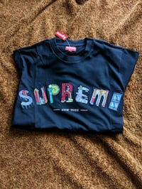Supreme City tee  Antioch