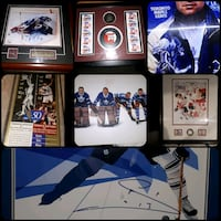 GREAT XMAS GIFTS VARIOUS SIGNED ITEMS  Toronto, M9N 3C3