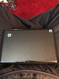 Black and gray laptop computer Hp Norman, 73069